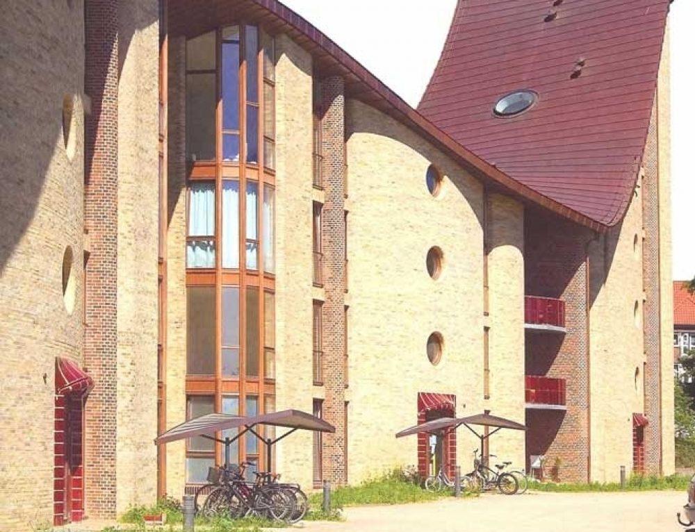 Ny teknologi og gammel viden giver arkitekter nye muligheder for at bygge æstetisk murværk i store højder