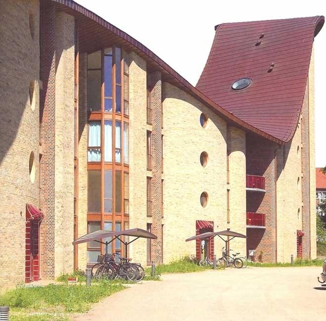Ny teknologi - Bygg i Tegel