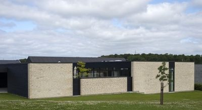 Unikke facadeudtryk - Bygg i Tegel