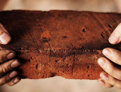 Tegel – ett naturmaterial