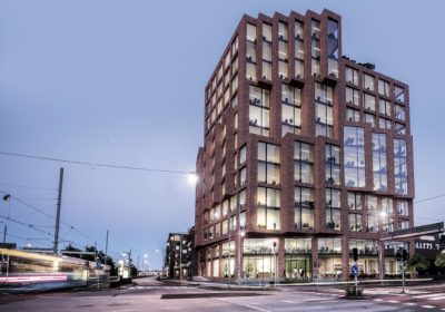 Tegelarkitekturen i nya fastighetsinvesteringar - Bygg i Tegel