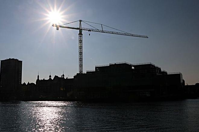 Bostadsbehov kraever aendrad byggstrategi - Bygg i Tegel