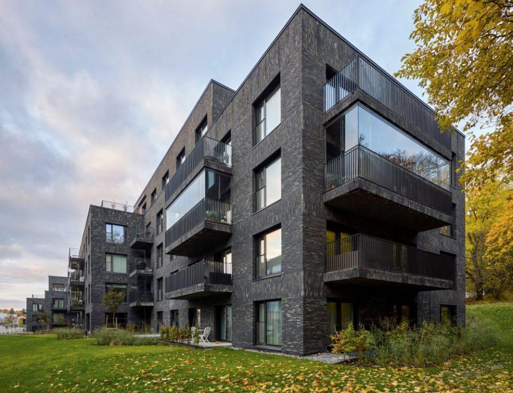 Tegelarkitektur är i fokus vid nya fastighetsinvesteringar