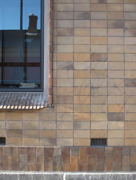 Chrhavnsskole - Bygg i Tegel