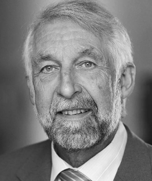 Formand for Murersektionen Henning Østergaard Jørgensen