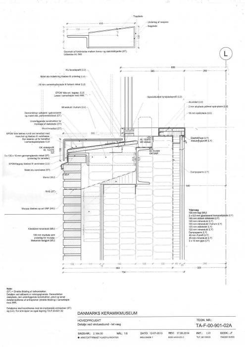 Tegning - Bygg i Tegel