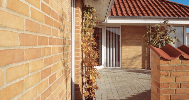 Energi ochklimatmaal tegel - Bygg i Tegel