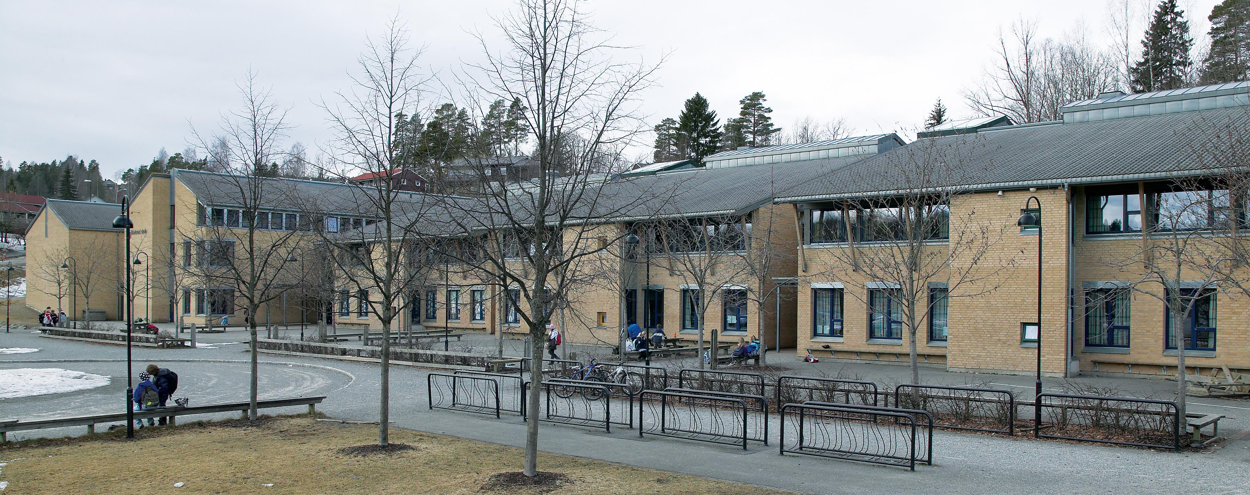 Blakstad skole Asker, Norge